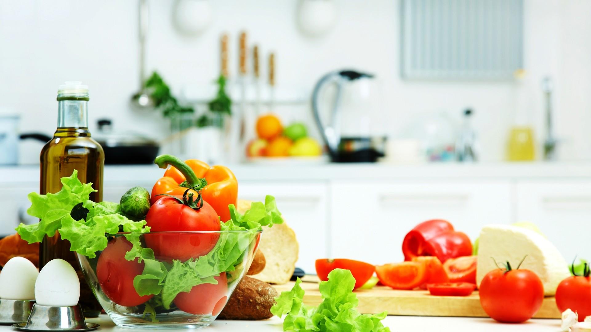 Uma Cozinha Mais Saudável